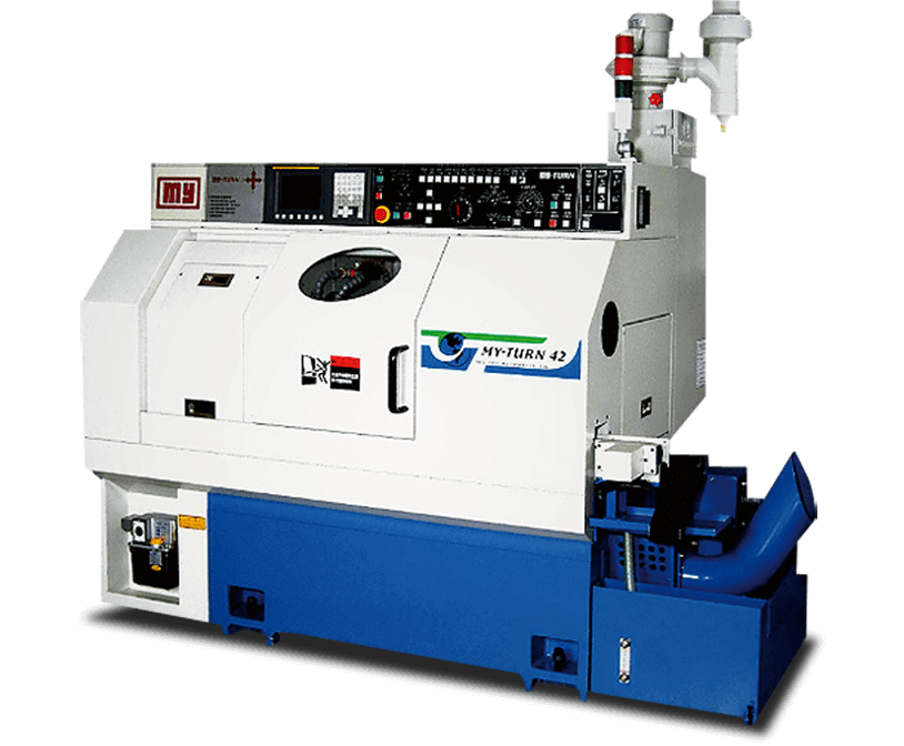 MY-TURN 42/52/65 CNC Heavy Duty Box-Way Turning Center