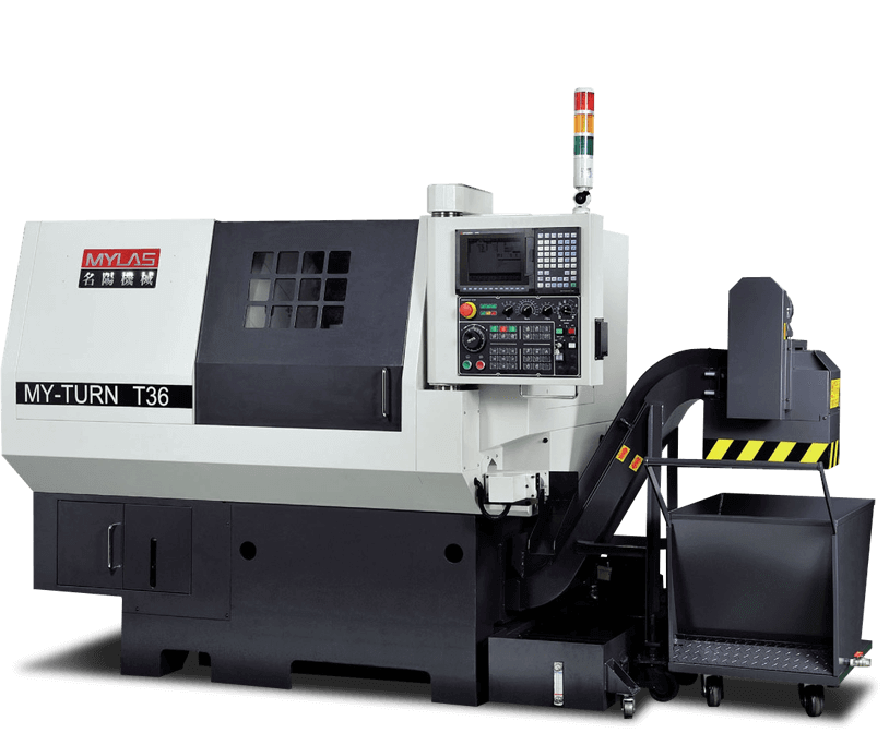 MY-TURN T42/T52/T60DSY CNC Mill-Turn Turning Center