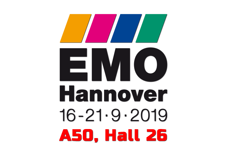 07/15/2019 EMO HANNOVER 2019 Product Preview.